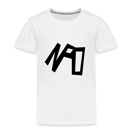 NFO Gang Logo - Kinder Premium T-Shirt