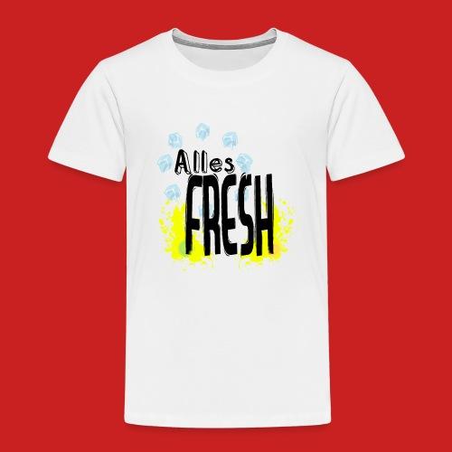 Alles Fresh / Frisch Sommer Eis - Kinder Premium T-Shirt