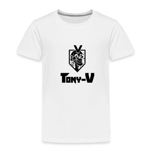 Tony V Tee-SHIRT H Blanc - T-shirt Premium Enfant