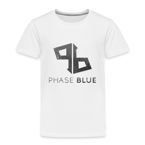 Phase Blue Baseball Shirt - Kids' Premium T-Shirt