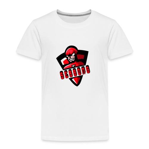 Sebbong Logo - Kids' Premium T-Shirt