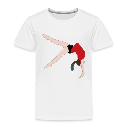 gym - Kinder Premium T-Shirt