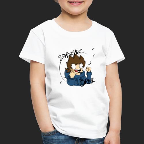 I Am Not Okay With This Mug - Kids' Premium T-Shirt