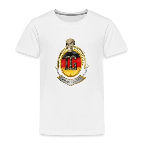 clanwappen2000x2000 01 gif - Kinder Premium T-Shirt
