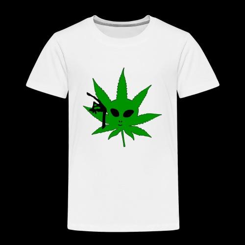 Alien Weed - Kids' Premium T-Shirt