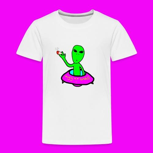 ayylmao - Kids' Premium T-Shirt