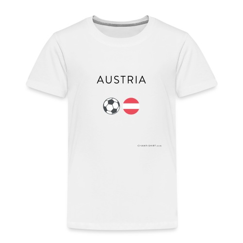 Austria Fußball - Kinder Premium T-Shirt
