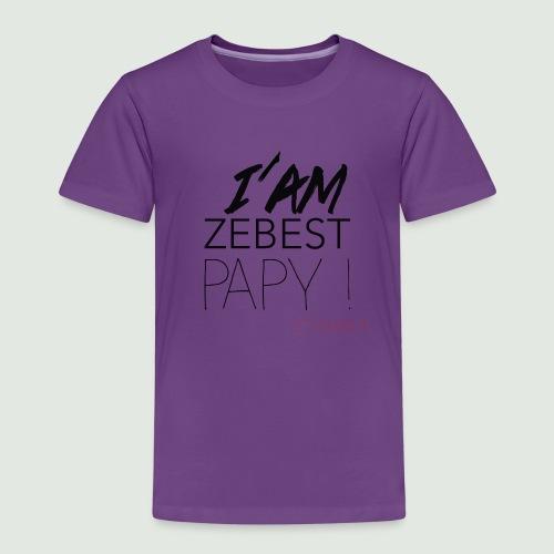 iamezbestpapy - T-shirt Premium Enfant