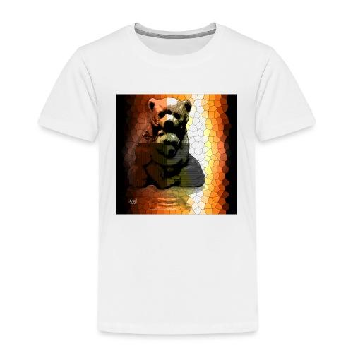 Ourse et Ourson - T-shirt Premium Enfant