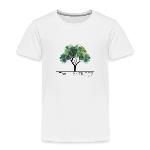 Women Tree Tank Top - Kids' Premium T-Shirt