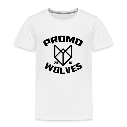 Big Promowolves longsleev - Kinderen Premium T-shirt