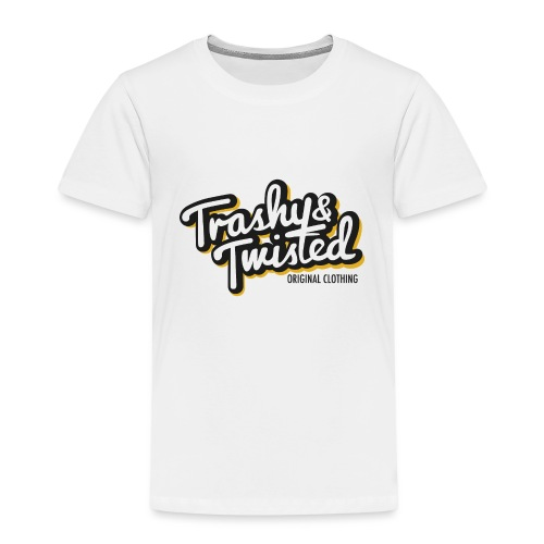 Trashy and Twisted - Kids' Premium T-Shirt