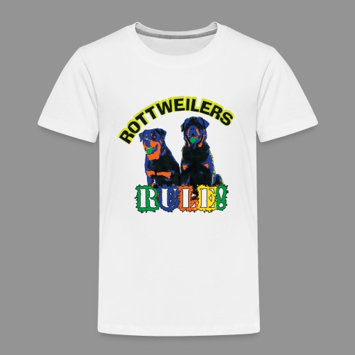 Rottweiler - Kids' Premium T-Shirt