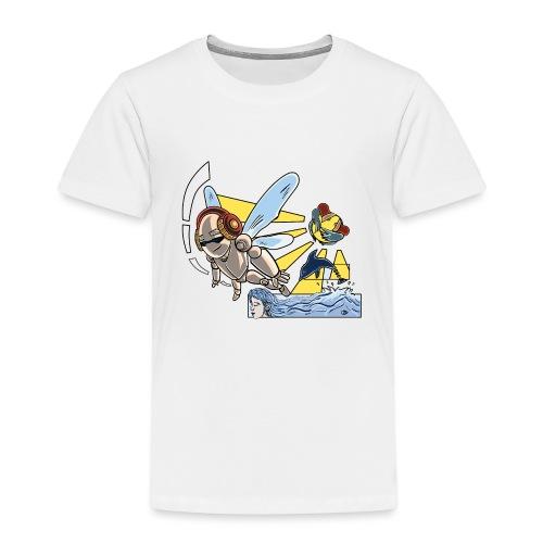Sunshine buzz - Kinderen Premium T-shirt