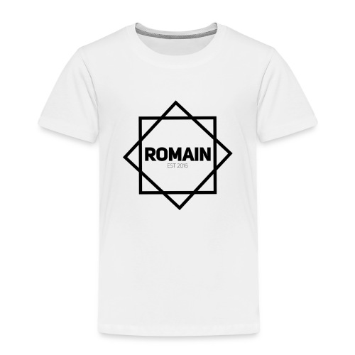 Romains Classic Black & White - Kids' Premium T-Shirt