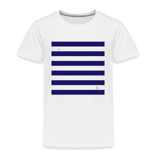 PRINT - Marinière - T-shirt Premium Enfant