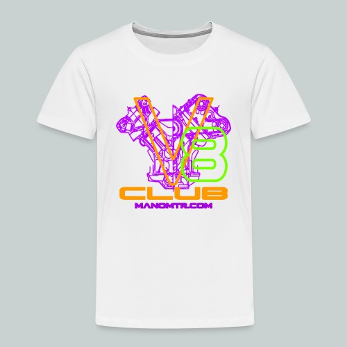 V8-Club - Kids' Premium T-Shirt