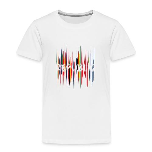 republic - Kinder Premium T-Shirt