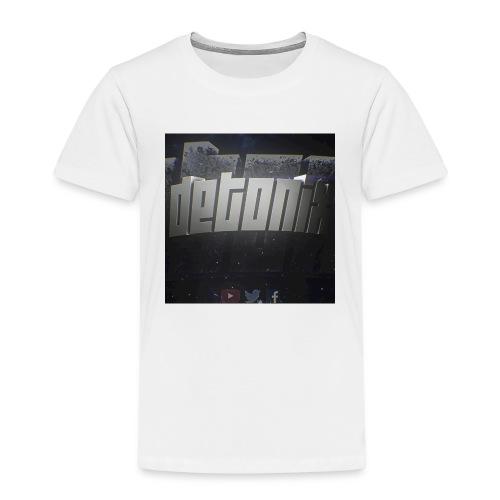 Camiseta MUJER Detonix - Camiseta premium niño