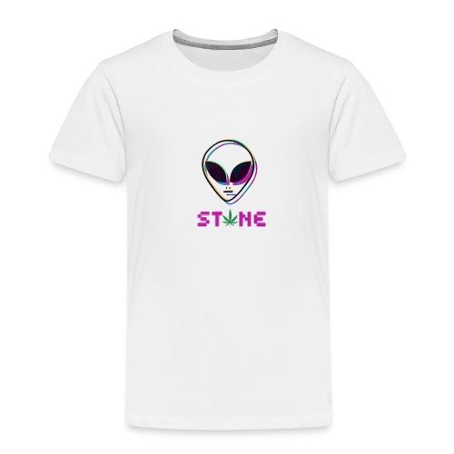 Alien STONE - T-shirt Premium Enfant