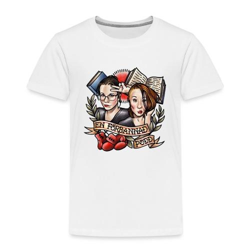 En förbannad podd - Premium-T-shirt barn