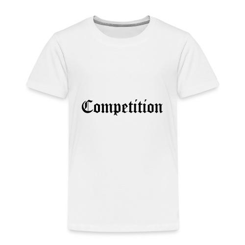 Competition Coffee Mug - Kids' Premium T-Shirt