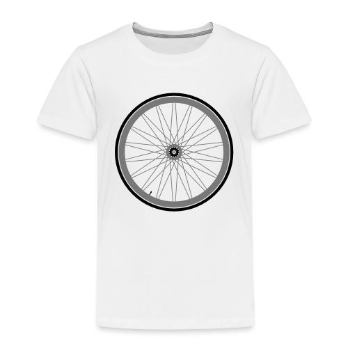 roue de vélo - T-shirt Premium Enfant