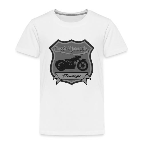 Classic Motorbike - Kids' Premium T-Shirt