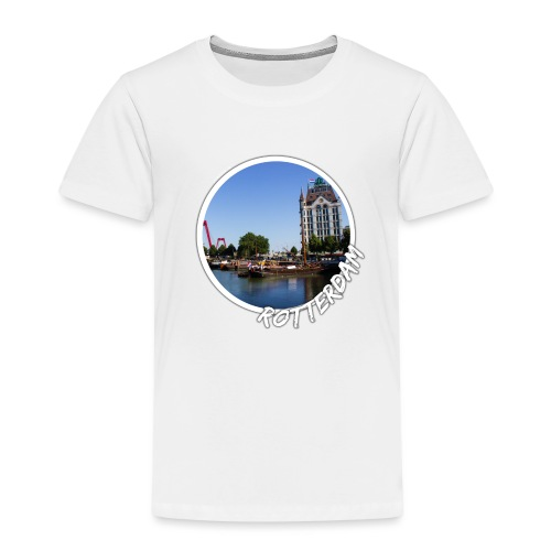 rotterdam oude haven 2 - Kinderen Premium T-shirt