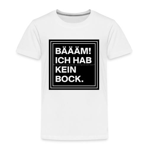 BÄÄÄM! - Kinder Premium T-Shirt