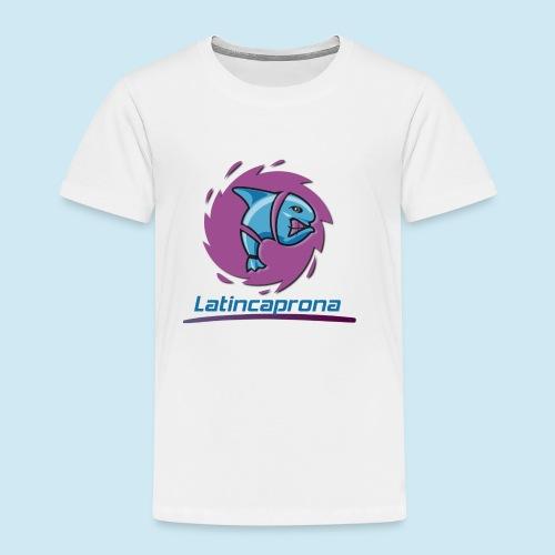 Latincaprona - Maglietta Premium per bambini