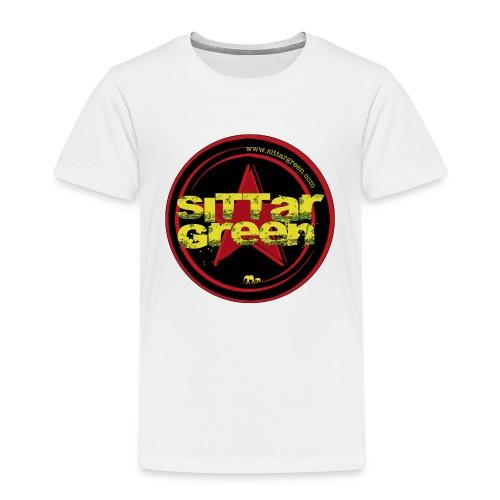 Sittar T-Shirt (Red cilcle) - Camiseta premium niño
