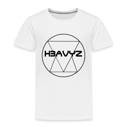 H3AVYZ- Pull gris chiné - T-shirt Premium Enfant