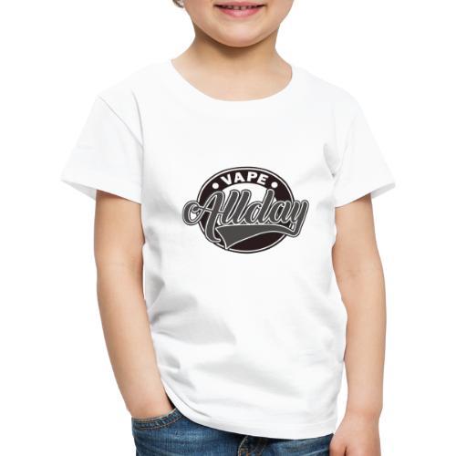 Vape Design Allday - Kinderen Premium T-shirt