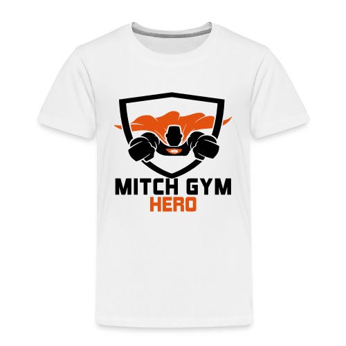 FLYING HERO - Kinderen Premium T-shirt