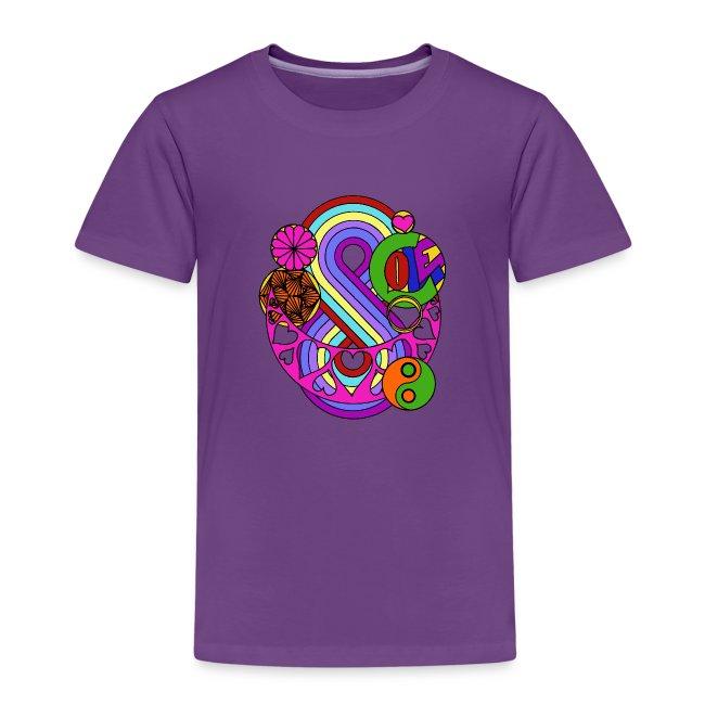 Colour Love Mandala