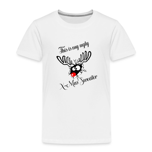 UglyXMas - Kinder Premium T-Shirt