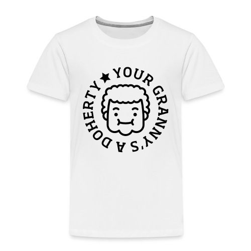 Your Granny's A Doherty - Kids' Premium T-Shirt