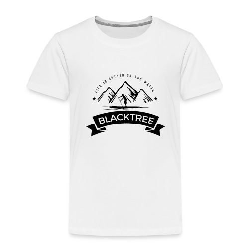 Alpin Super - Kinder Premium T-Shirt