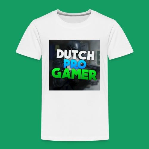 dpg logo groot png - Kinderen Premium T-shirt