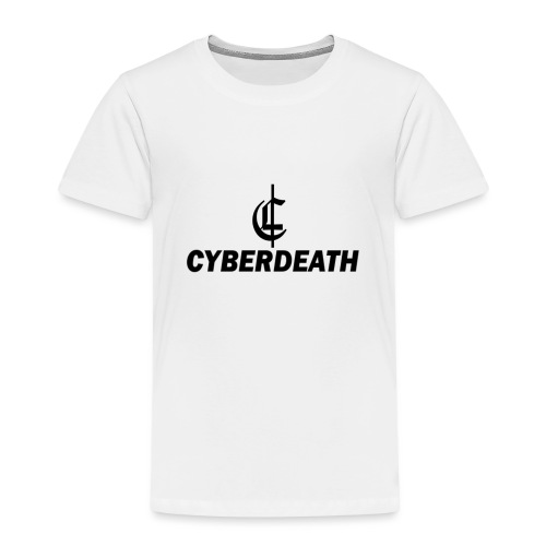 Cyberdeath Polo Tee - Kinder Premium T-Shirt