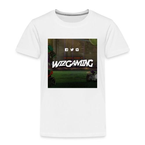 logoWizGaming jpg - T-shirt Premium Enfant