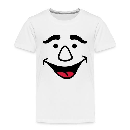 Laughing Face - Kids' Premium T-Shirt
