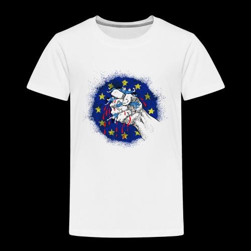 Europe Capitaliste (test) - T-shirt Premium Enfant