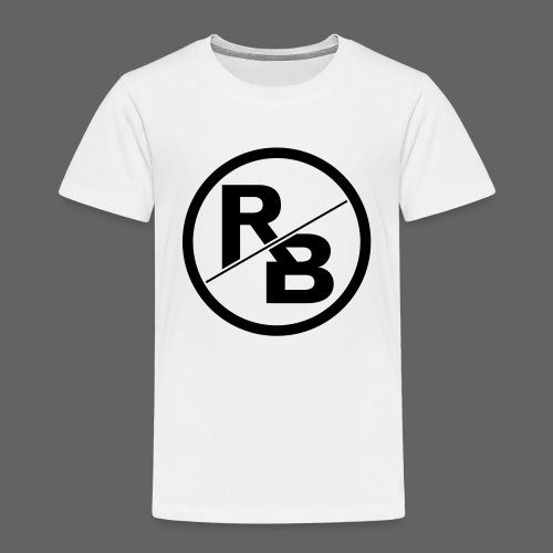 RONNY BRUNSON-LOGO.png - Kinder Premium T-Shirt