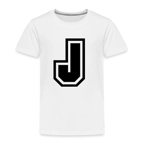 J black png - T-shirt Premium Enfant