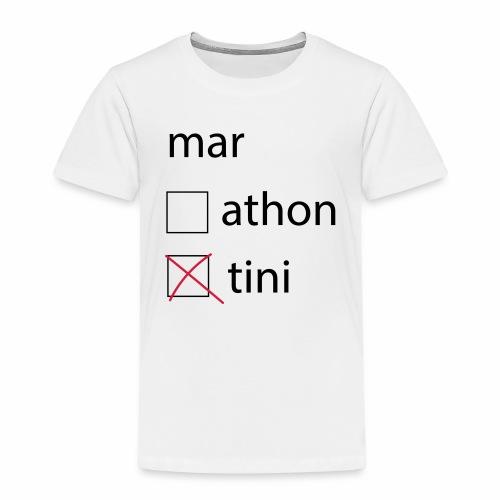 martini - T-shirt Premium Enfant