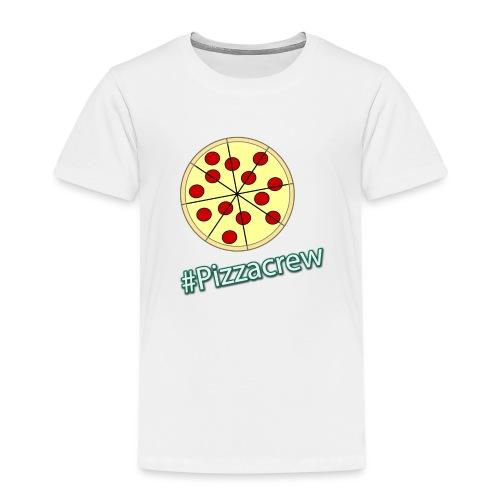 Pizzacrew png - Kinder Premium T-Shirt