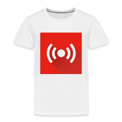 officiële youtube live stream - Kinderen Premium T-shirt