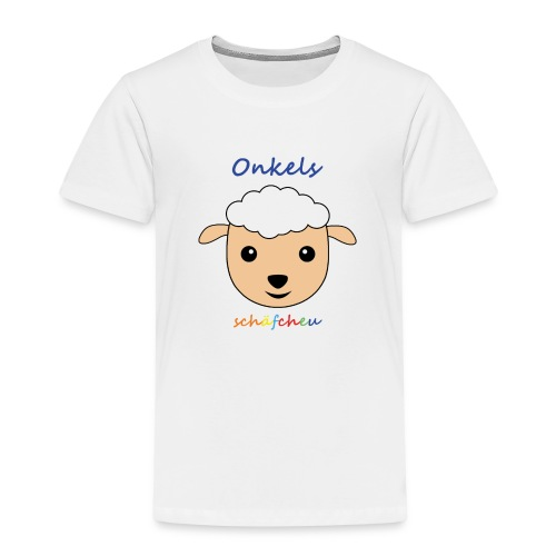 Onkels Schäfchen - Kinder Premium T-Shirt